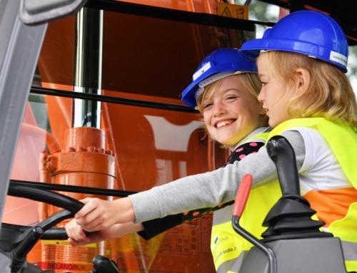 Druk bezochte Open Dag RijnlandRoute