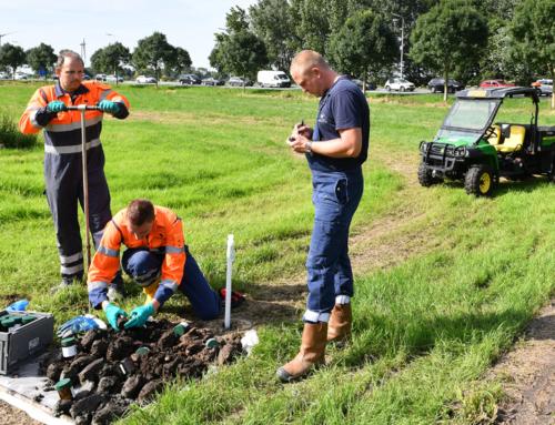 Onderzoek: grondboringen