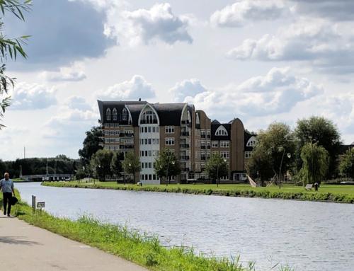 Rijn-Schiekanaal succesvol gepasseerd