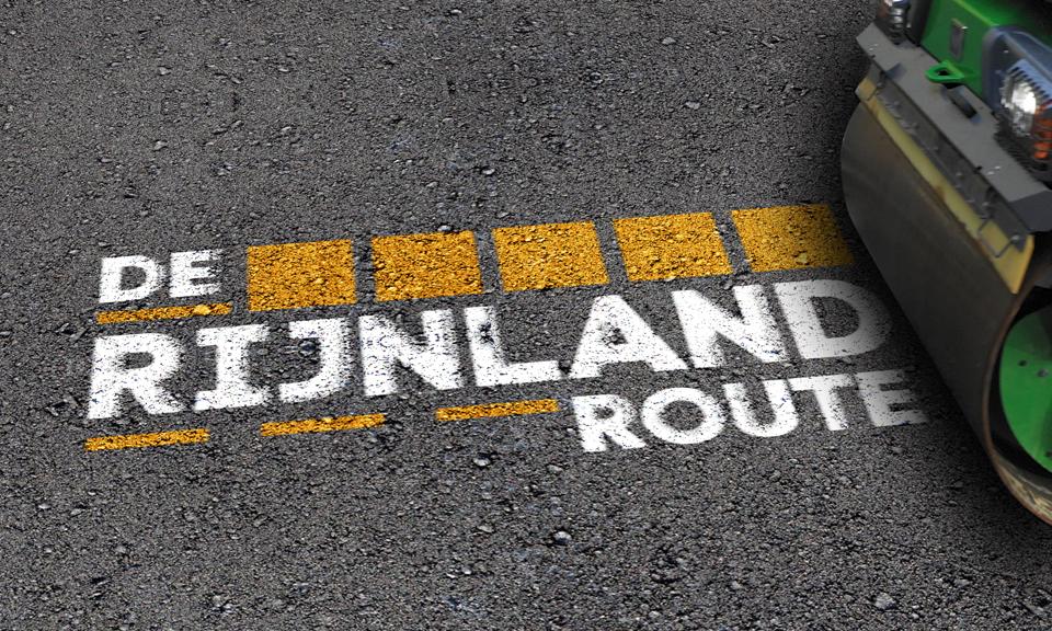 Logo de RijnlandRoute op Omroep West