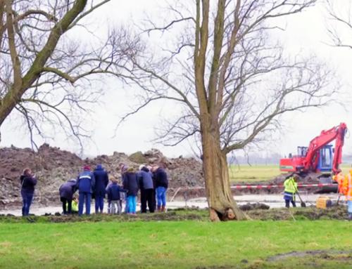 Archeologische opgraving en kijkmiddag