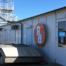 Het informatiecentrum en het uitkijkpunt