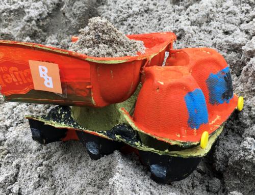 Maak je eigen RijnlandRoute kiepwagen