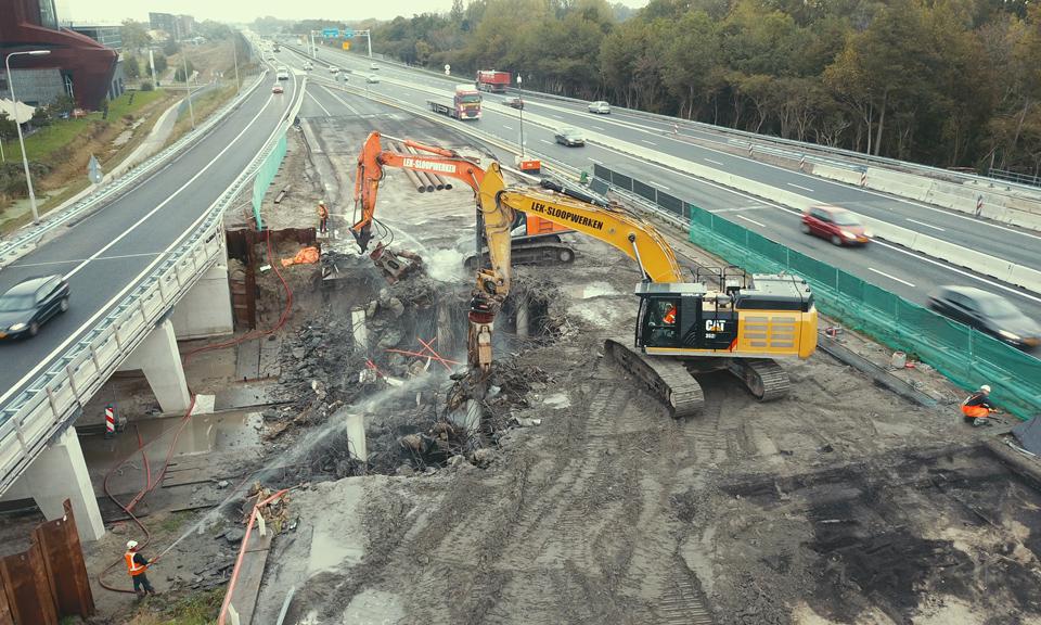 Sloop viaduct A44