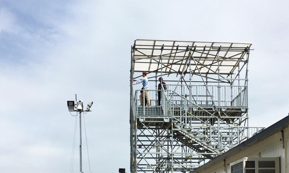 Uitkijktoren RijnlandRoute