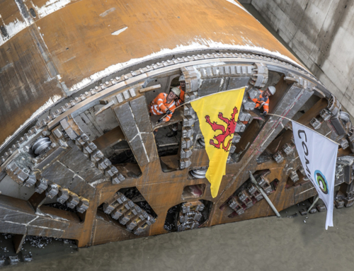 Tweede tunnelbuis RijnlandRoute gereed!