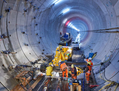 Afbouw eerste tunnelbuis — Bouwupdate #17