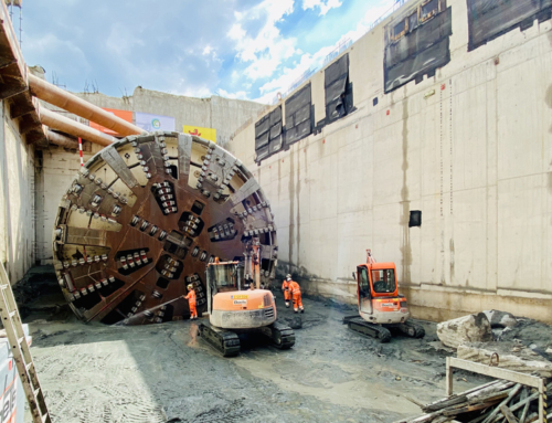 Demontagewerkzaamheden tunnelboormachine vertraagd
