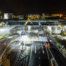 Overzichtsfoto sloopwerkzaamheden viaduct Plesmanlaan