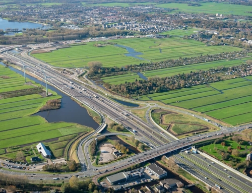 Weekendwerk A4 rondom aansluiting 7 (Zoeterwoude-Dorp, Leiden)