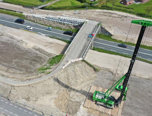 Hoe gaat het met de voorbereidingen van de sloop Achterwegviaduct?