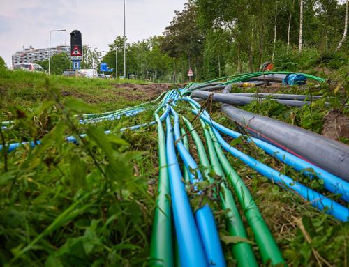 Tijdelijke afsluiting deel Vrouwenweg voor vervolg werkzaamheden kabels & leidingen