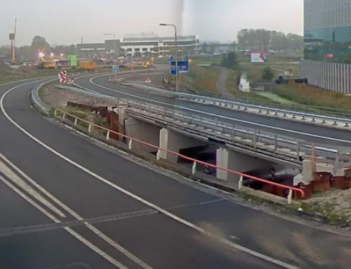 Timelapse bouw A44 viaduct Robert Boyleweg