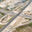 Luchtfoto Leiden-West richting noord